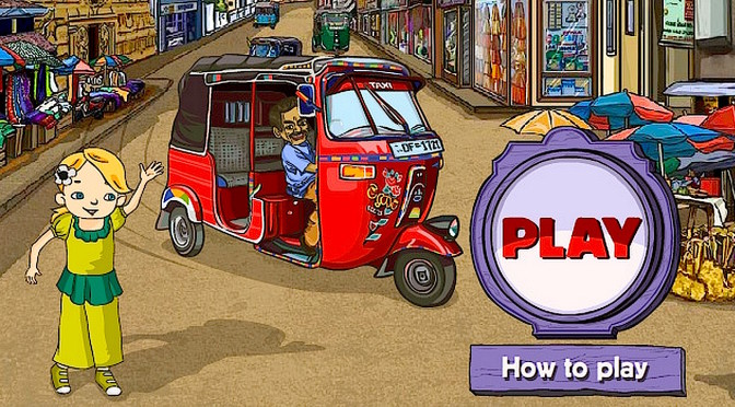 Tuk Tuk Taxi Dash – My kind of computer game