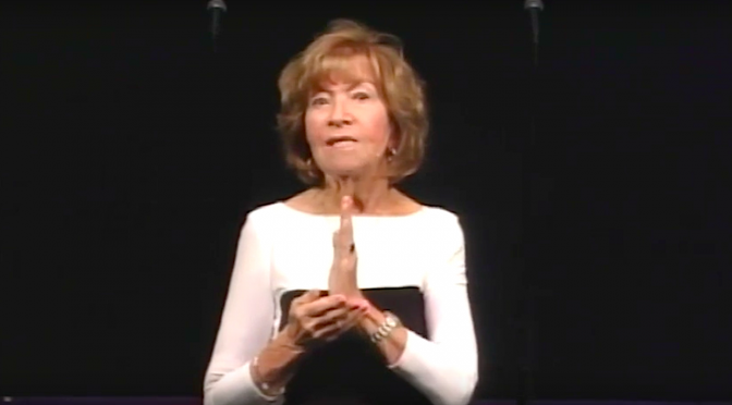 My Spiritual Mentor: Dr. Sue Rubin